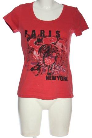 Cecilia Classics T-Shirt themed print casual look
