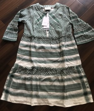 Cecilie Copenhagen Jade Dress Tunika,Gr S,neu,grün/weiß