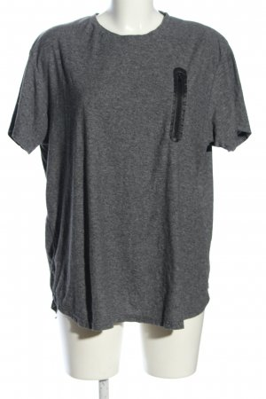Cedar Wood State T-shirt grigio chiaro puntinato stile casual