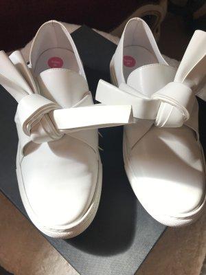 Cedric Charlier Sneaker weiß Gr. 38 Neu