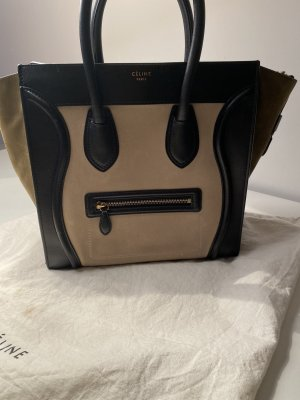 Celine Shopper multicolored