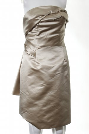 Celine Evening Dress bronze-colored elegant
