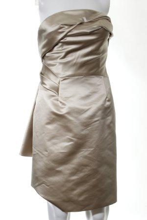 Celine Abendkleid bronzefarben Elegant