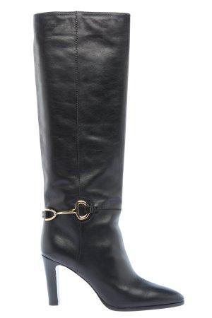 """Celine Heel Boots """"Claude Boots"""""""