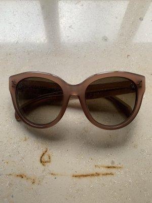Celine Paris Lunettes papillon gris brun