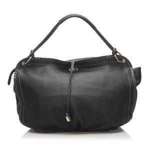 Celine Bittersweet Leather Hobo Bag
