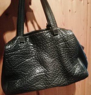 Celine Sac porté épaule noir cuir