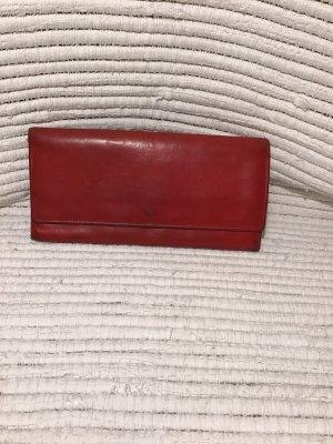 Celine Paris Wallet red