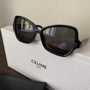 Celine Lunettes papillon noir