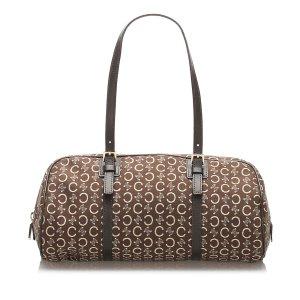 Celine Handbag dark brown