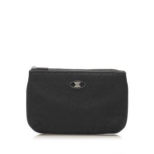 Celine Pouch Bag black