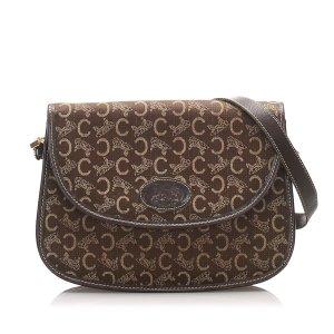 Celine C Macadam Crossbody Bag