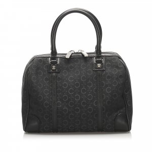 Celine C Macadam Handbag
