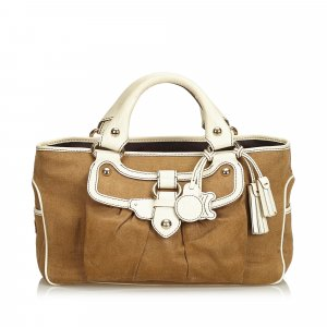 Celine Canvas Boogie