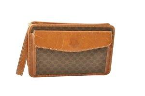 Celine Handbag brown leather