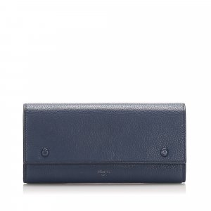 Celine Continental Leather Wallet