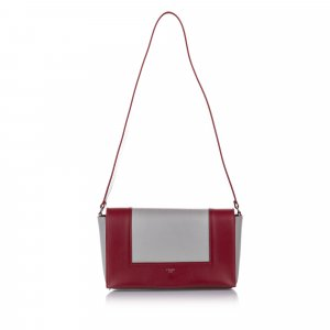 Celine Frame Leather Shoulder Bag