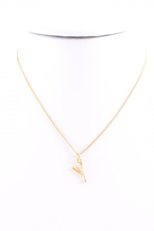 Celine Necklace gold-colored business style