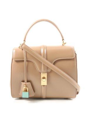 """Celine Handtasche """"16 Bag Small"""" nude"""
