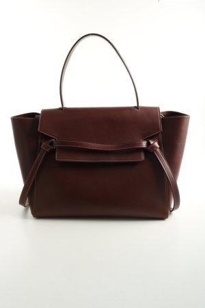Celine Handtasche braun Business-Look