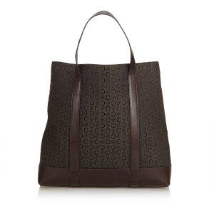 Celine Jacquard Tote Bag