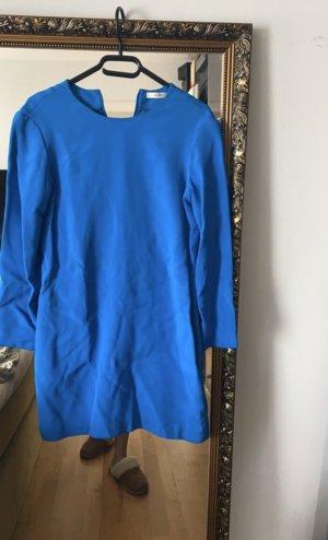 Celine Kleid L 40 blau