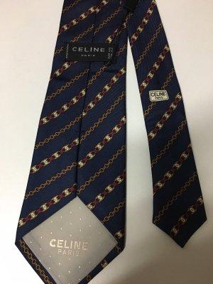CELINE Krawatte 100% Seide , Original