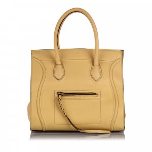 Celine Large Phantom Luggage Leather Tote