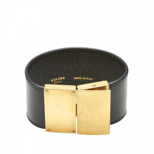 Celine Leather Bracelet