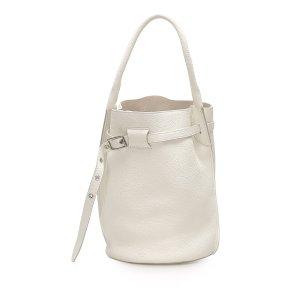 Celine Leather Bucket Bag