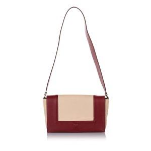 Celine Leather Crossbody Bag