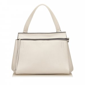 Celine Leather Large Edge