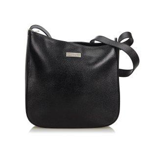 Celine Leather Shoulder Bag