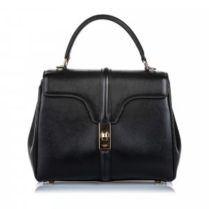 Celine Leather Small 16 Bag