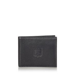 Celine Wallet black leather