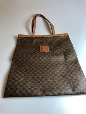 Celine Shopper dark brown-light brown