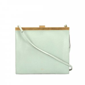Celine Lizard Leather Crossbody Bag