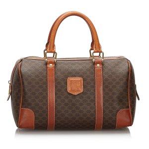 Celine Macadam Boston Bag