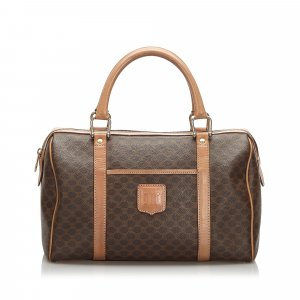Celine Macadam Boston Bag