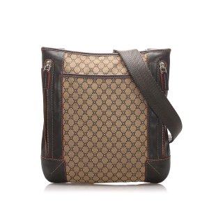 Celine Crossbody bag light brown