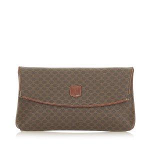 Celine Macadam Clutch Bag