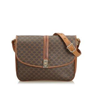 Celine Macadam Crossbody Bag