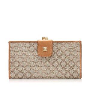 Celine Macadam Long Wallet