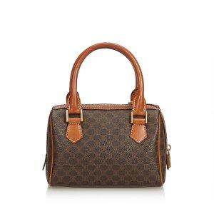 Celine Macadam Mini Boston Bag