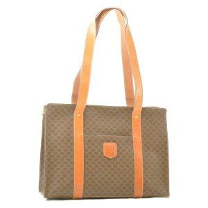 Celine Macadam PVC Leather shoulder bag