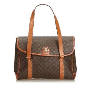 Celine Macadam Shoulder Bag