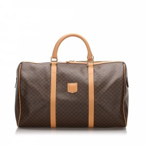 Celine Macadam Travel Bag
