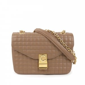 Celine Medium Quilted C Bag