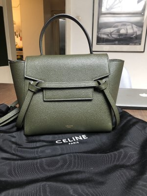 Celine Crossbody bag olive green