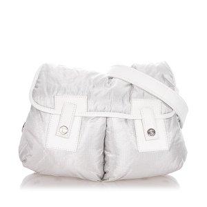 Celine Nylon Crossbody Bag